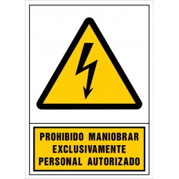 Prohibit maniobrar...
