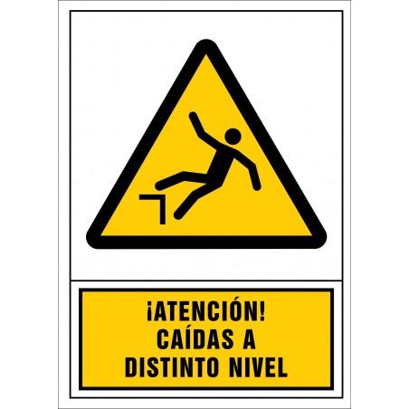 ¡Atención! Caídas a distinto nivel