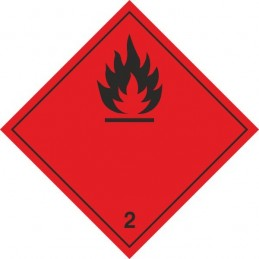 Gasos inflamables marginal