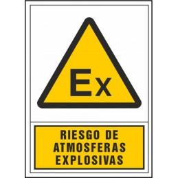 SYSSA,Señal Riesgo de atmósferas explosivas