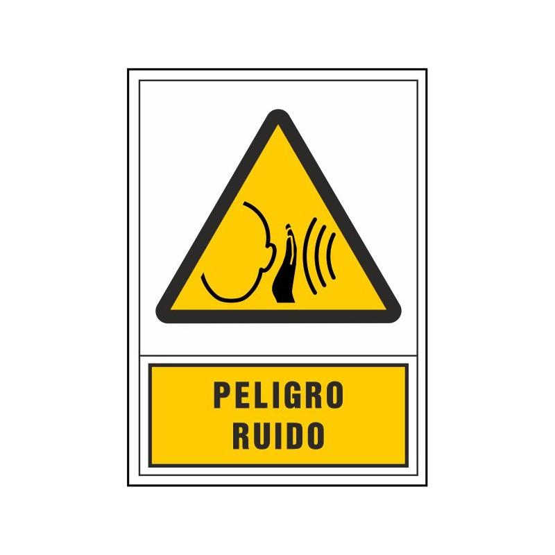 2100S-Señal de Peligro ruido - Referencia 2100