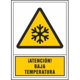 SYSSA,Señal ¡Atención! Baja temperatura