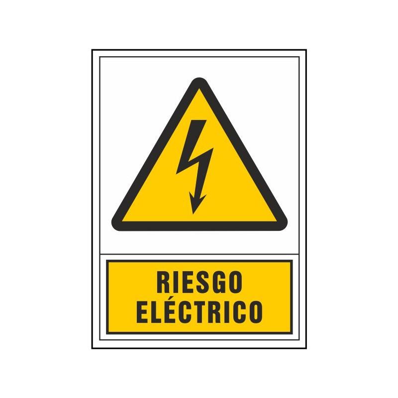 2113S-Señal de Riesgo eléctrico - Referencia 2113