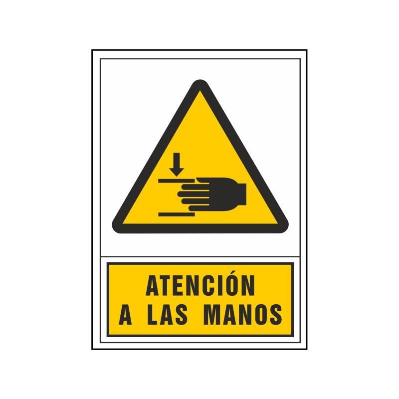 2119S-Atención a las manos