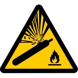 SYSSA,Señal ¡Atención! Aire comprimido