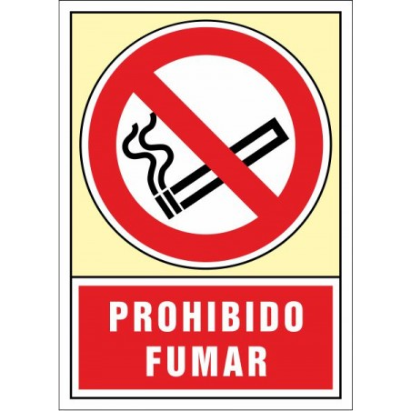 Prohibido fumar 3001S