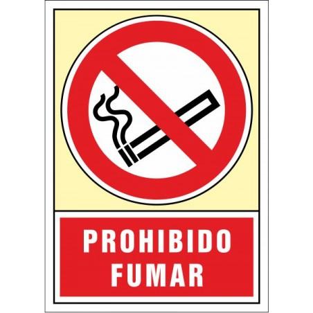 Prohibit fumar 3001S