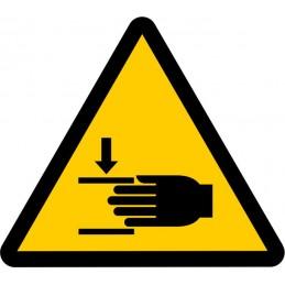 SYSSA,Señal Atención a las manos