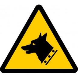 SYSSA,Señal ¡Atención! Cuidado con los perros