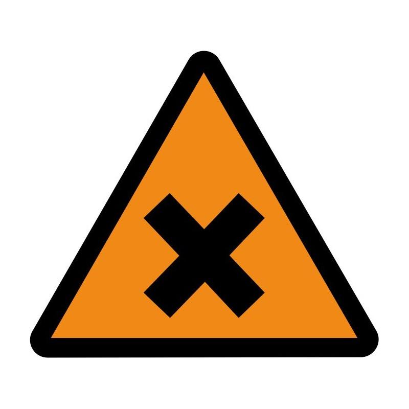 MNI-Atención materias nocivas o irritantes