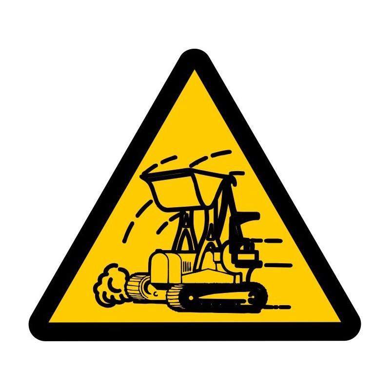 MPT-¡Atención! Maquinaria pesada