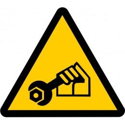 Atenció! Màquina en reparació
