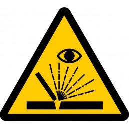 Perill radiacions...