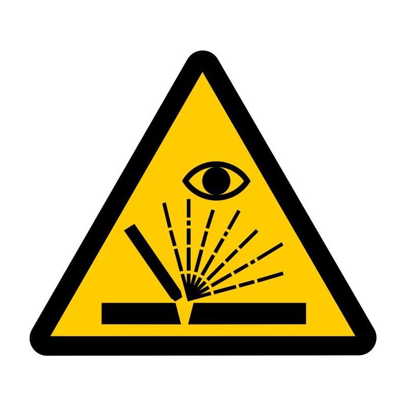 PRUS-Peligro radiaciones ultravioleta en soldadura