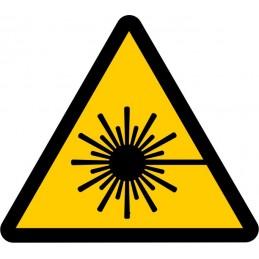 SYSSA,Señal ¡Atención! Radiaciones láser