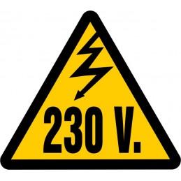 Alta tensió 230V