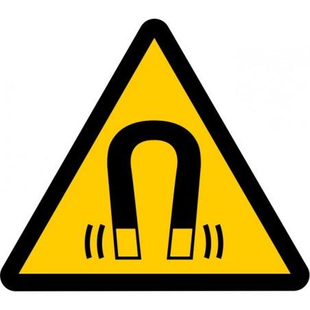 ¡Atención! Zona magnética