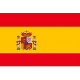 Bandera de España con...
