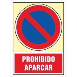SYSSA - Tienda Online, Señal Prohibido aparcar