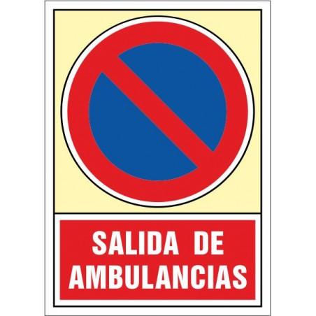 Salida de ambulancias