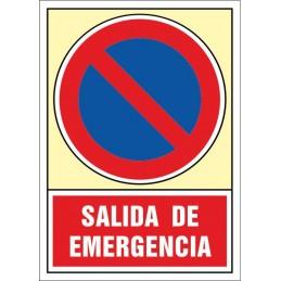 SYSSA -Tienda Online, Señal Salida de emergencia
