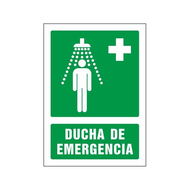 5040S-Ducha de emergencia