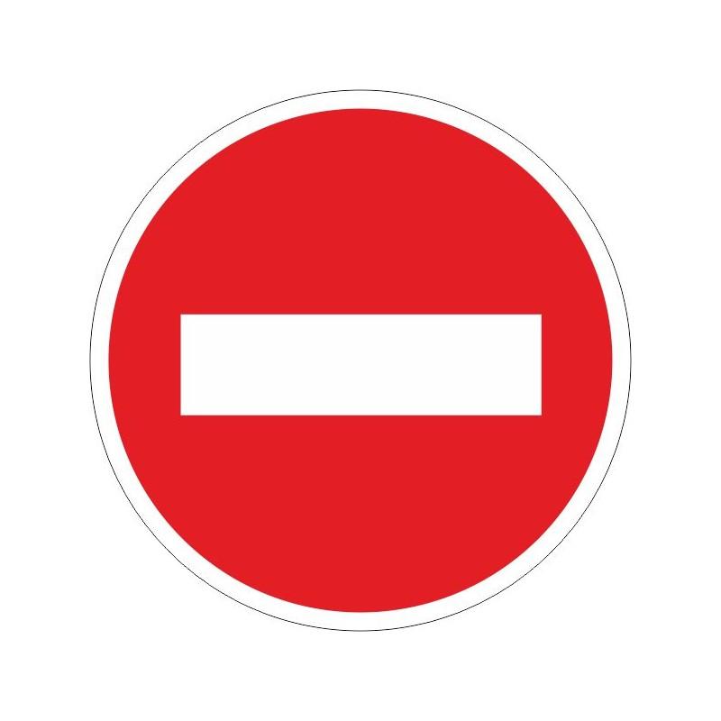 EP-Entrada prohibida