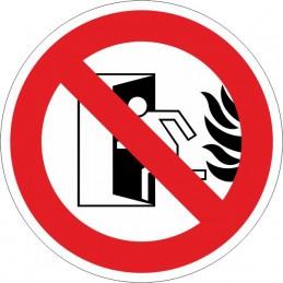 SYSSA, Senyal  No utilitzar en cas d'emergència