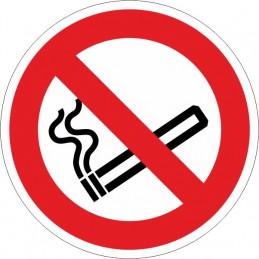 SYSSA,Señal Prohibido fumar
