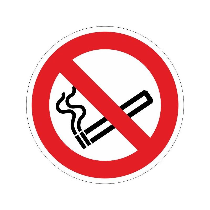 PF-Disco de Prohibido fumar - Referencia PF