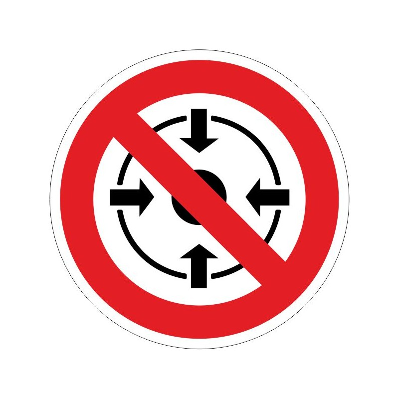 PPEL-Prohibido permanecer en este lugar