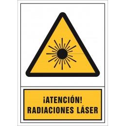 ¡Atención! Radiaciones Laser