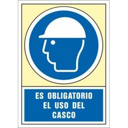 SYSSA,Señal Es obligatorio el uso del casco