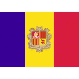 SYSSA - Tienda Online - Bandera de Andorra