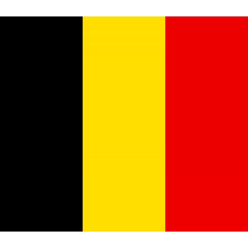 SYSABEL-Bandera de Bélgica
