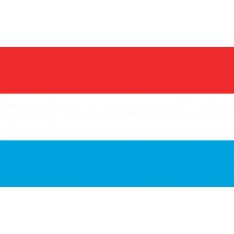 SYSSA- Tienda Online- Bandera de Luxemburgo