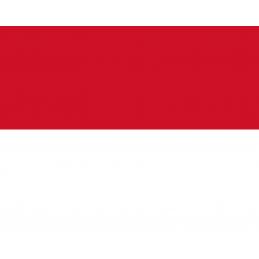 Bandera de Mónaco