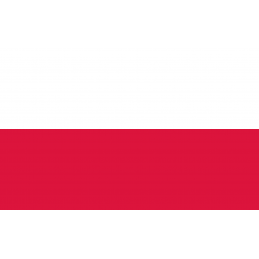 Bandera de Polonía