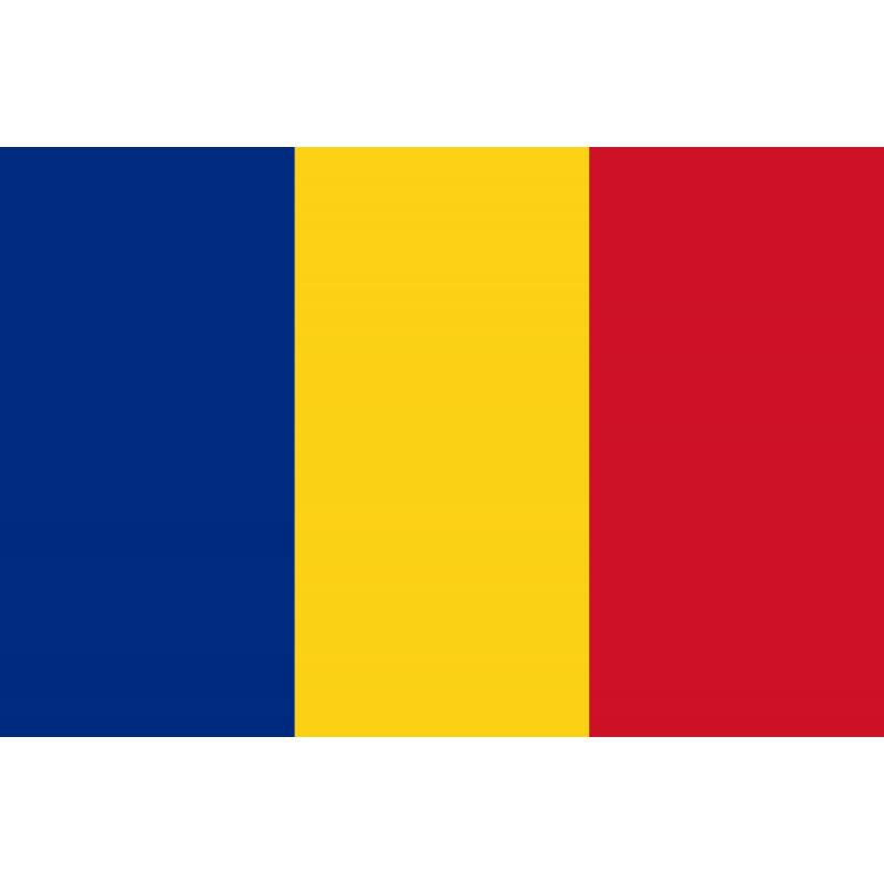 SYSARUM-Bandera de Rumanía