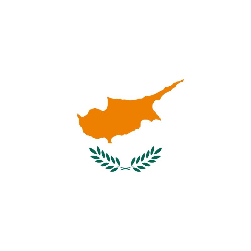 SYSACHI-Bandera de Chipre