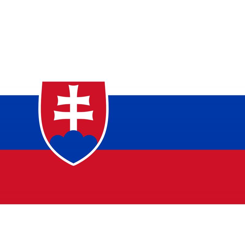 SYSAESLOVA-Bandera de Eslovaquia