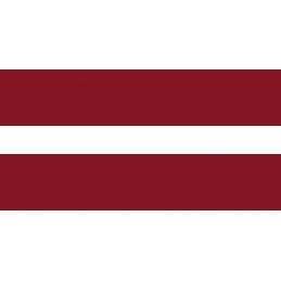 Bandera de Letonia