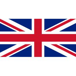 Bandera de Reino Unido...