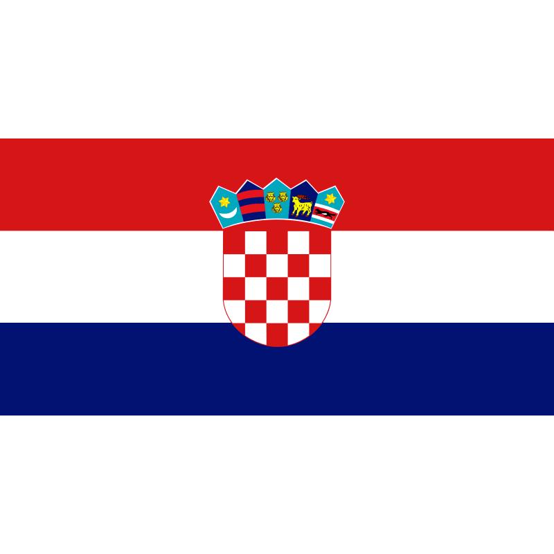 SYSACRO-Bandera de Croacia