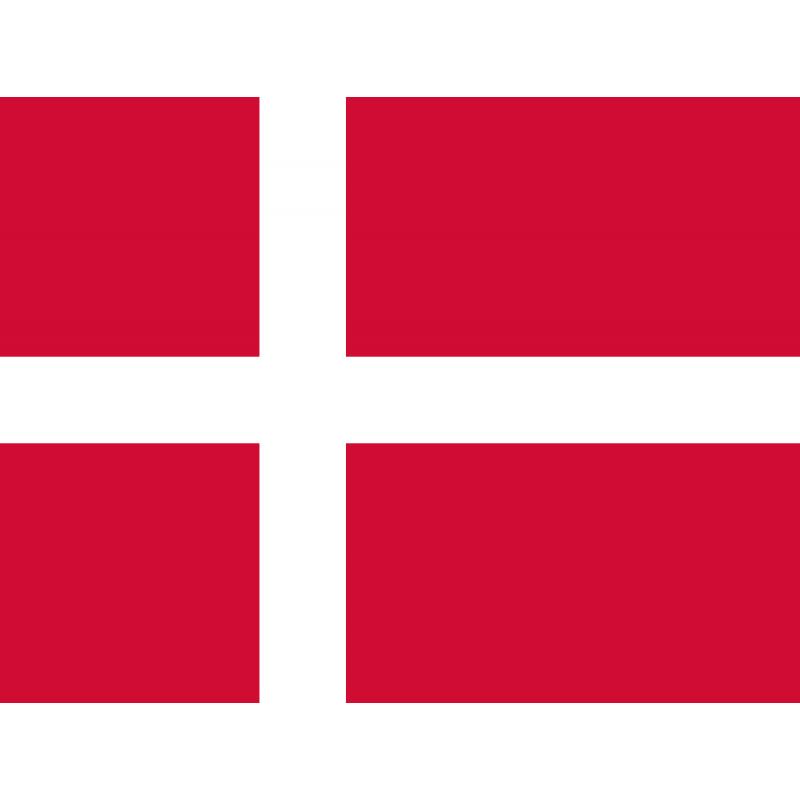 SYSADIN-Bandera de Dinamarca