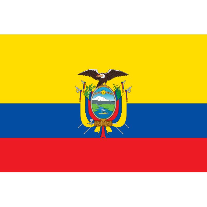 SYSAECU-Bandera de Ecuador