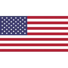 Bandera de Estados Unidos...