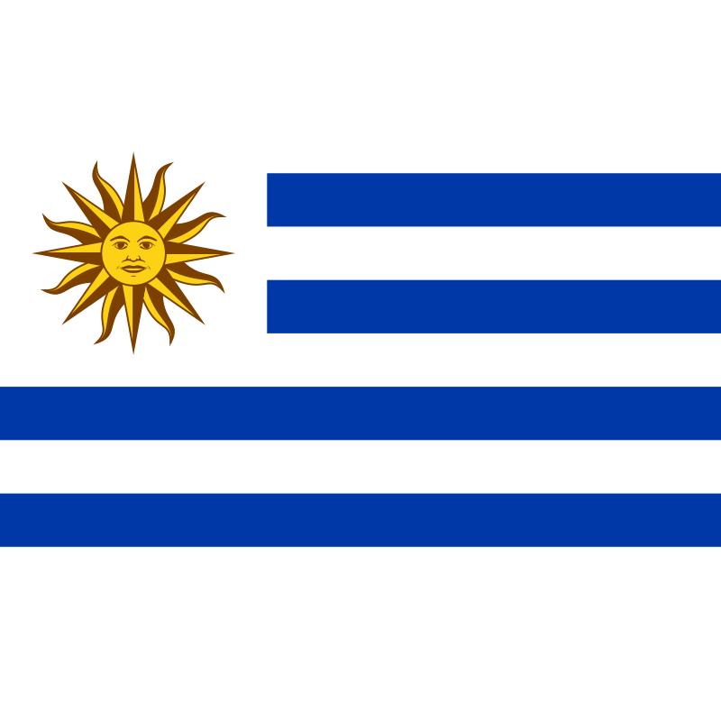 SYSAURU-Bandera de Uruguay