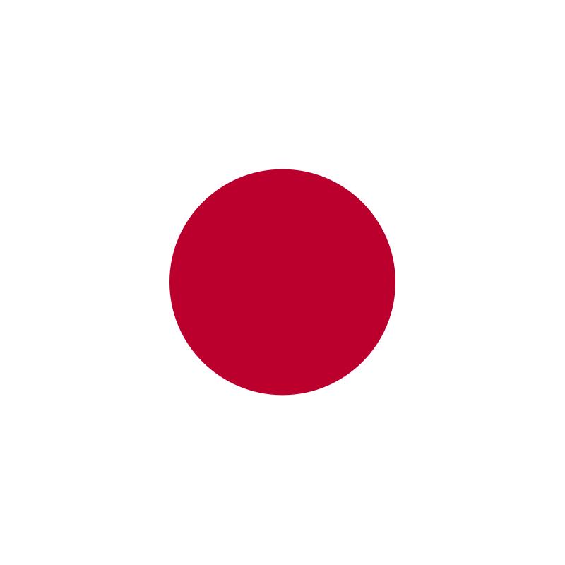 SYSAJAP-Bandera de Japón