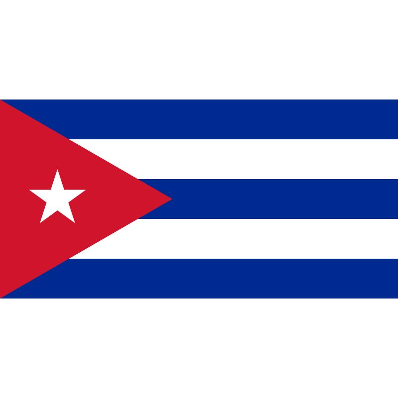 SYSACUB-Bandera de Cuba